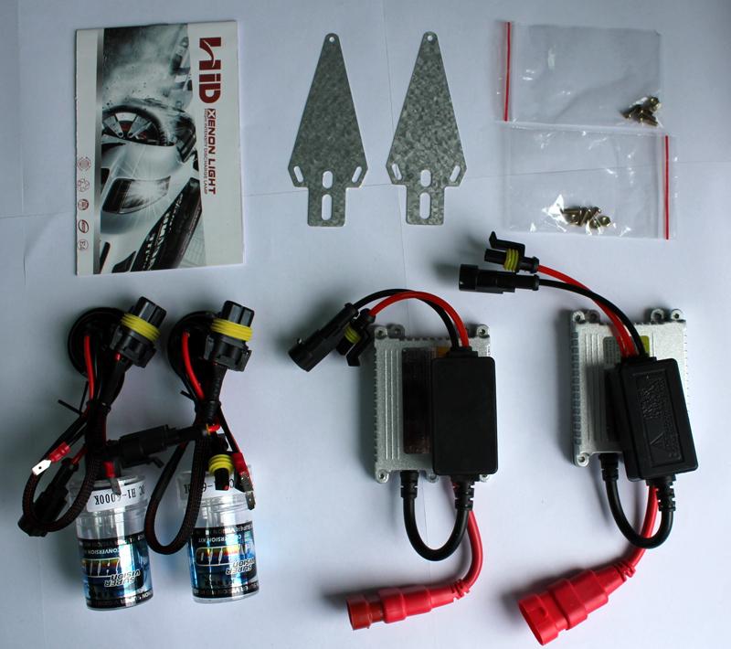 Xenon DC set H1 6000K
