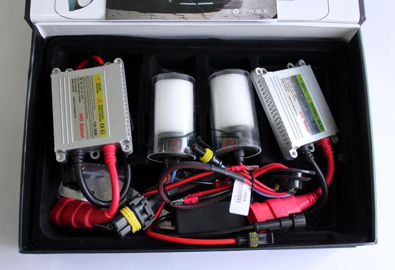 Xenon H7 set AC 6000K