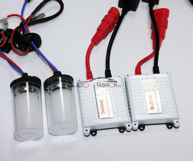 Xenon set AC H7 35W 6000K
