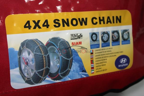 Lanci za sneg C KLASA – grupa 220