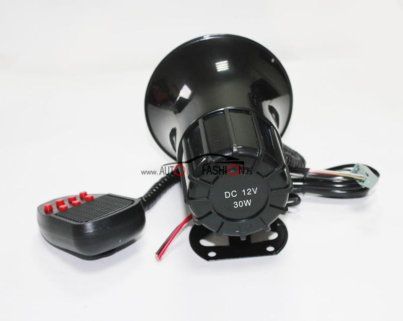 Razglas – megafon (manji) sa 7 zvukova
