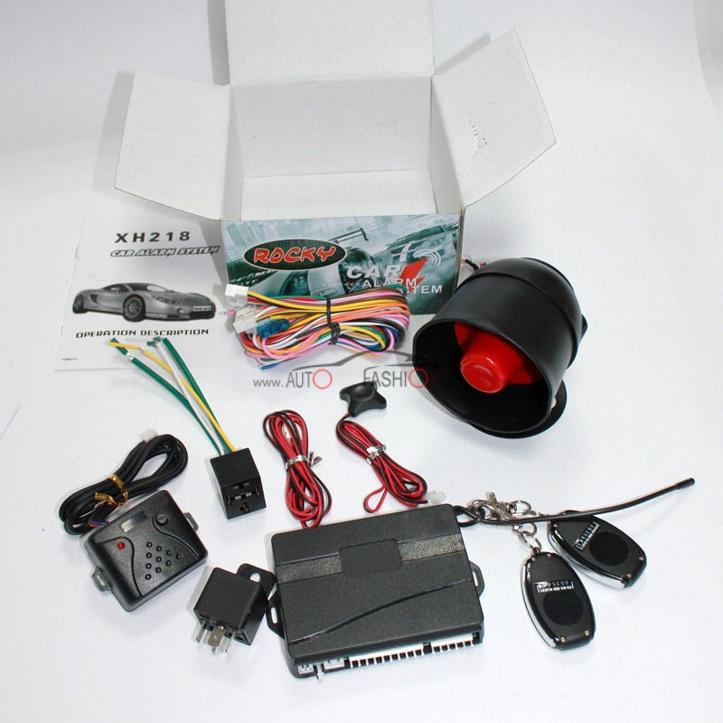 Auto ALARM sistem – MODEL 2334