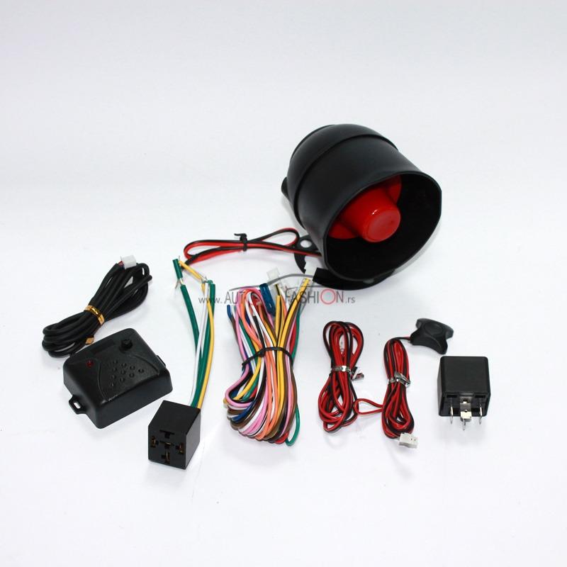 Auto ALARM sistem – MODEL 2336