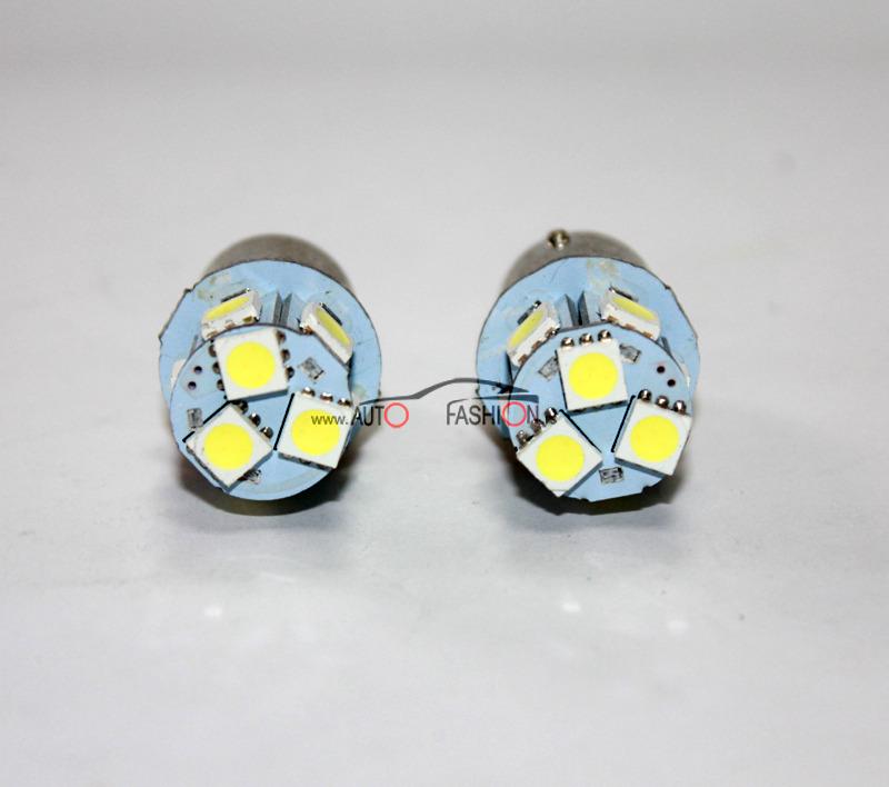 LED sijalica BA15S 24V – 21/5W 8 dioda