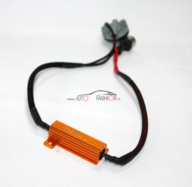 CANBUS kabal dekoder za LED sijalicu BA15S 12V 21W