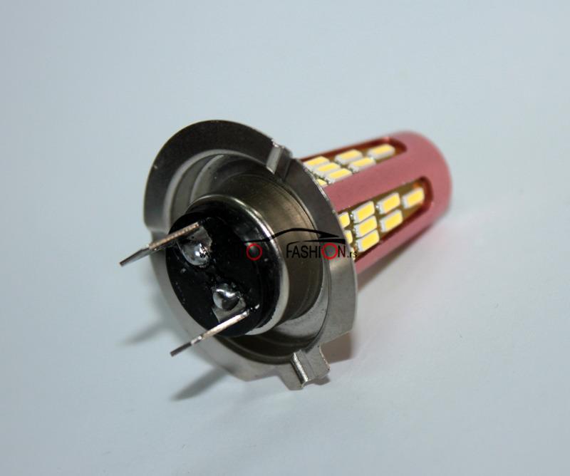 LED sijalica H7 KUPA 51 dioda