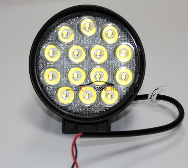 LED RADNI FAR okrugli 45W
