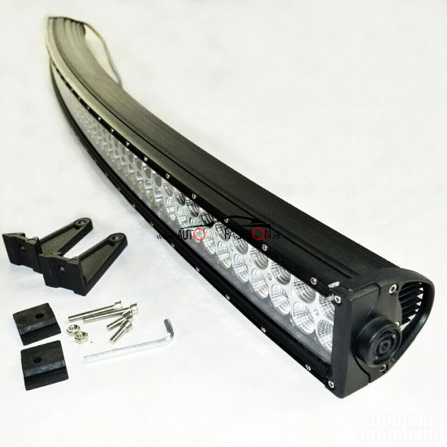 LED BAR ZAKRIVLJENI veliki 300w / 134cm
