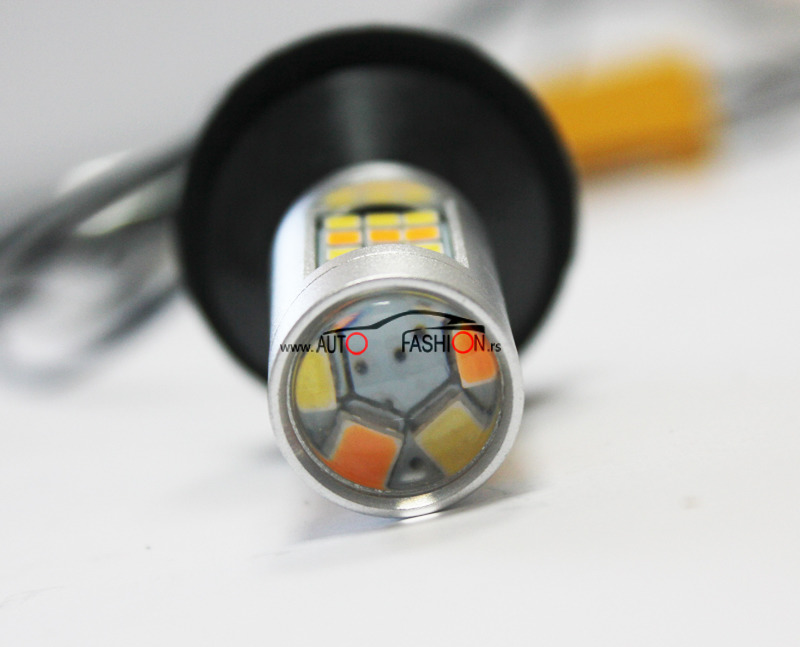 LED sijalica za migavac BA15S – CANBUS