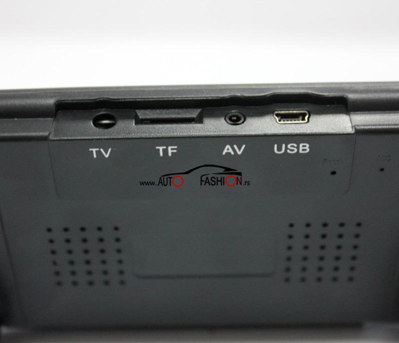 Retrovizor sa ugradjenom kamerom HD