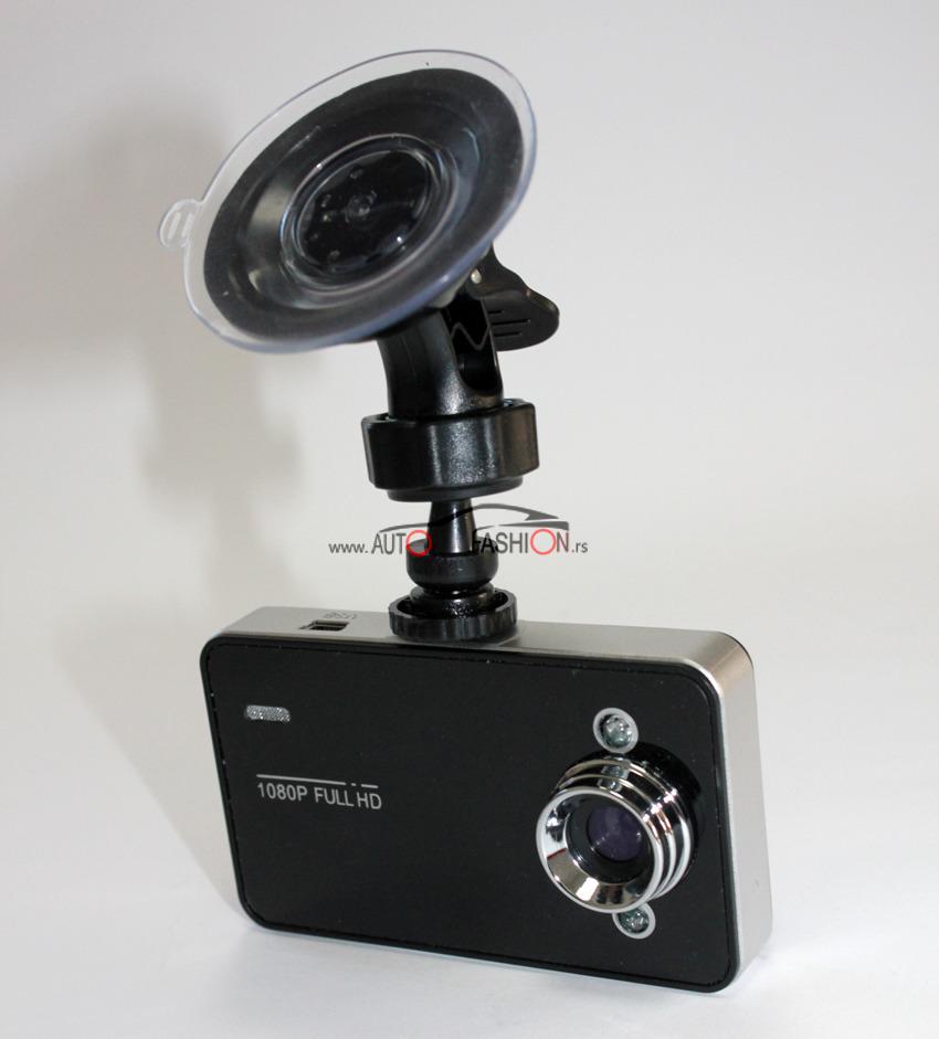 Auto kamera za snimanje saobraćaja