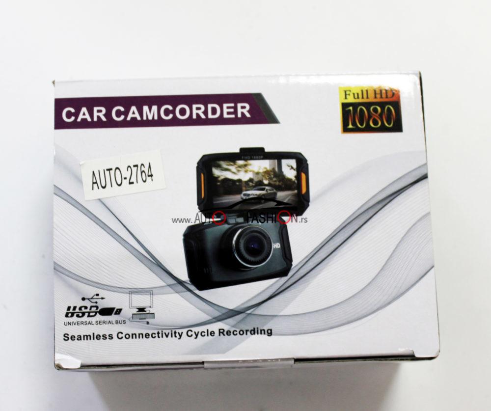 Kamera za snimanje saobraćaja FULL HD