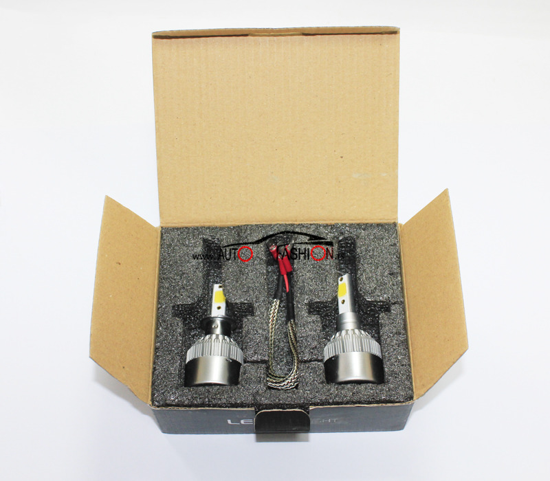 LED C6 – H3 set