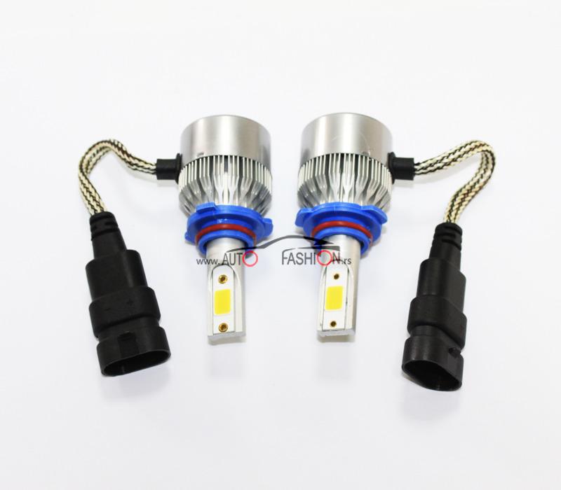 LED C6 – HB4 / 9006 set