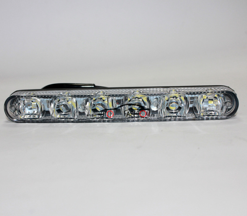 LED DNEVNO svetlo 6 dioda 12V/24V 5W