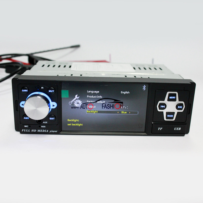 MP5 auto radio / multimedija bluetooth NOVO
