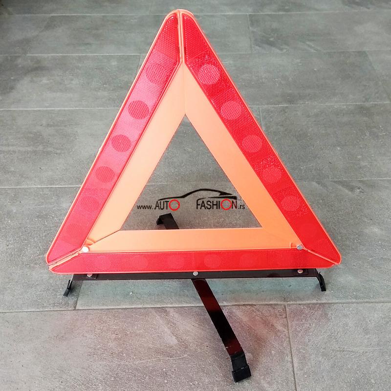 Euro trougao – trokut PLASTIKA LUX