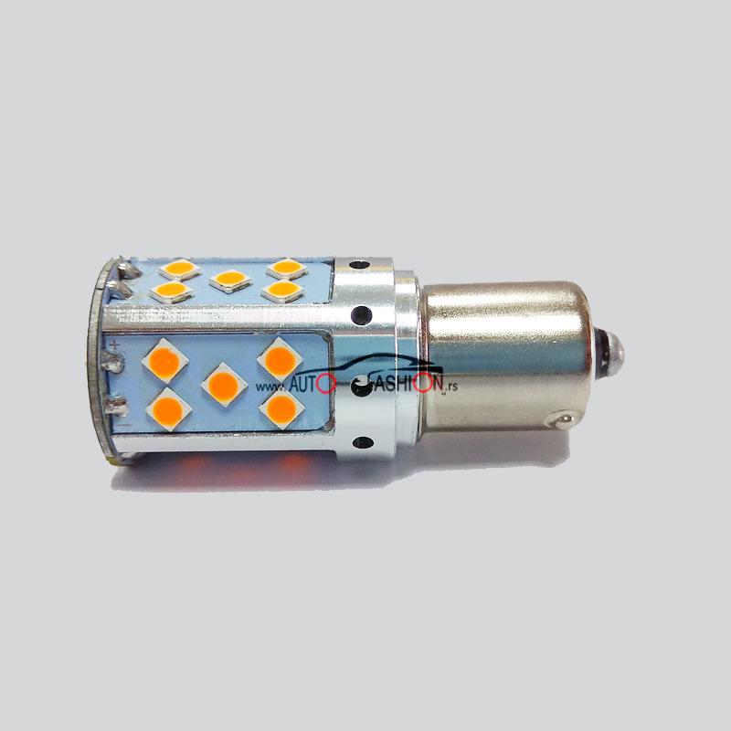 LED sijalica BA15S za migavac 35 dioda
