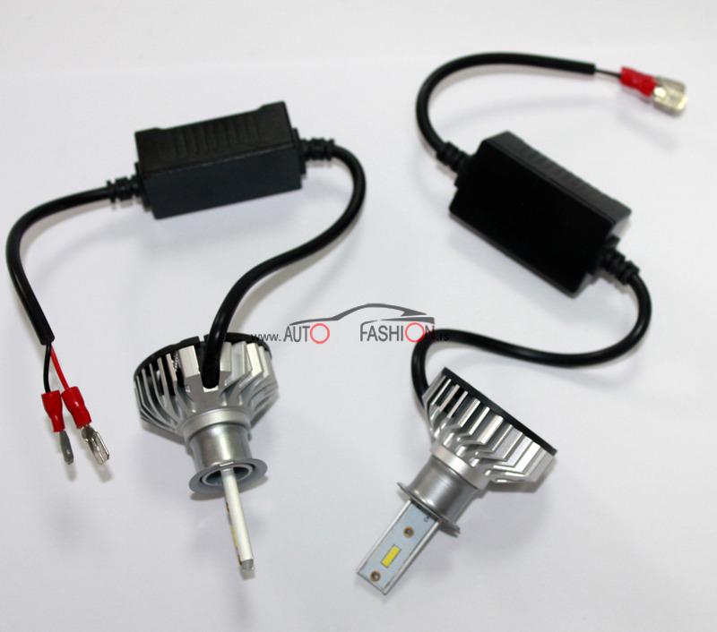 LED C6 sa PHILIPS diodom H3 set