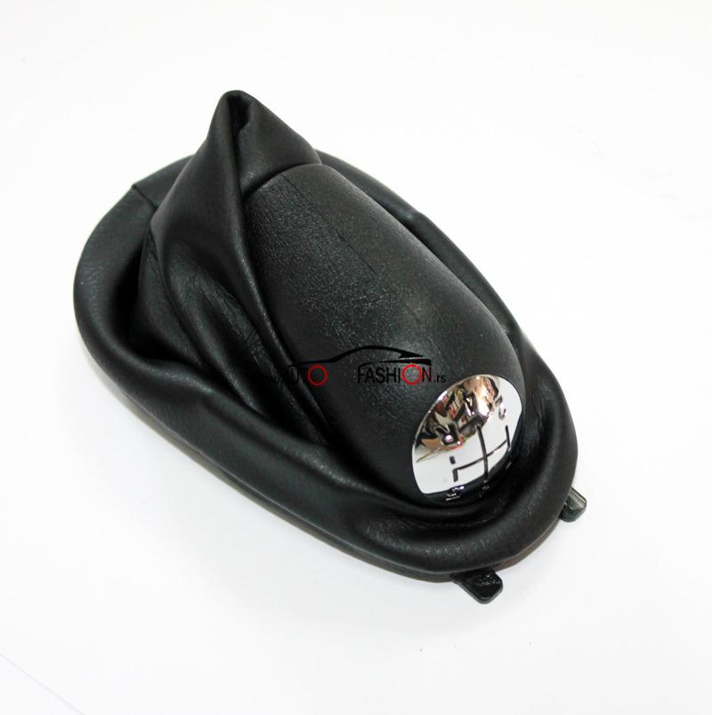 Ručica menjača sa kožicom RENAULT Megane 2, Dacia Logan – 5 brzina