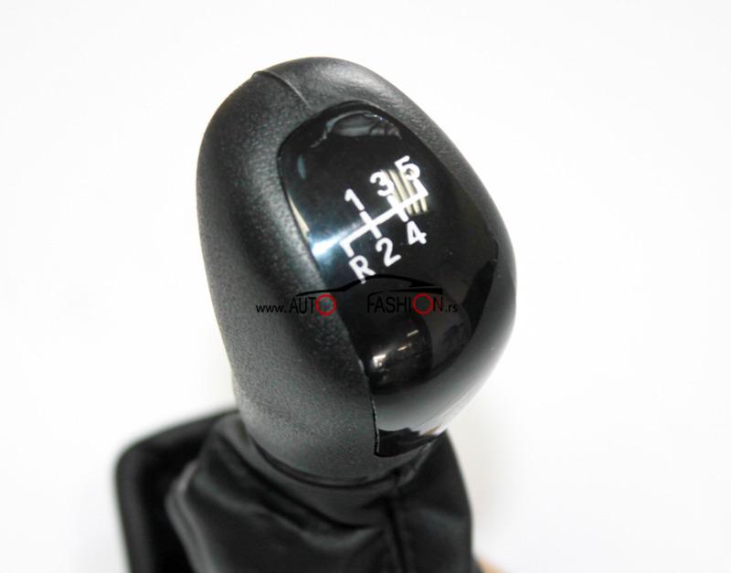 Ručica menjača sa kožicom MERCEDES  C230 C240 C320 – 5 brzina klasik