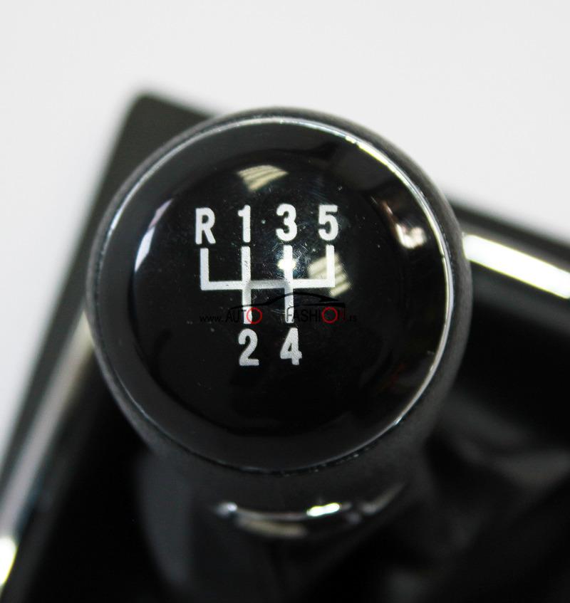 Ručica menjača sa kožicom VW GOLF VI – 5 brzina