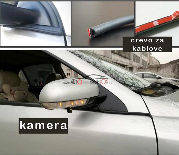 Kamera za mrtav ugao – za desni retrovizor