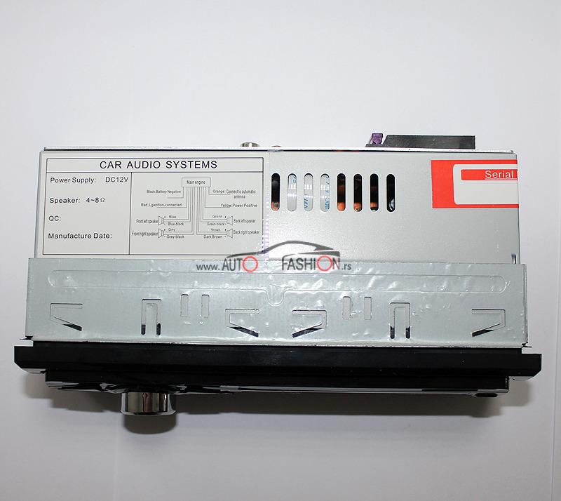 Auto radio bluetooh+USB+SD+AUX sa dzekom