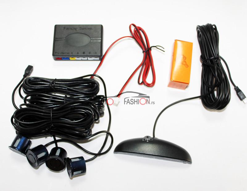 Parking senzor sa svetlosnim indikatorom TEGET