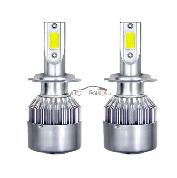 LED set H7 C6 12/24V