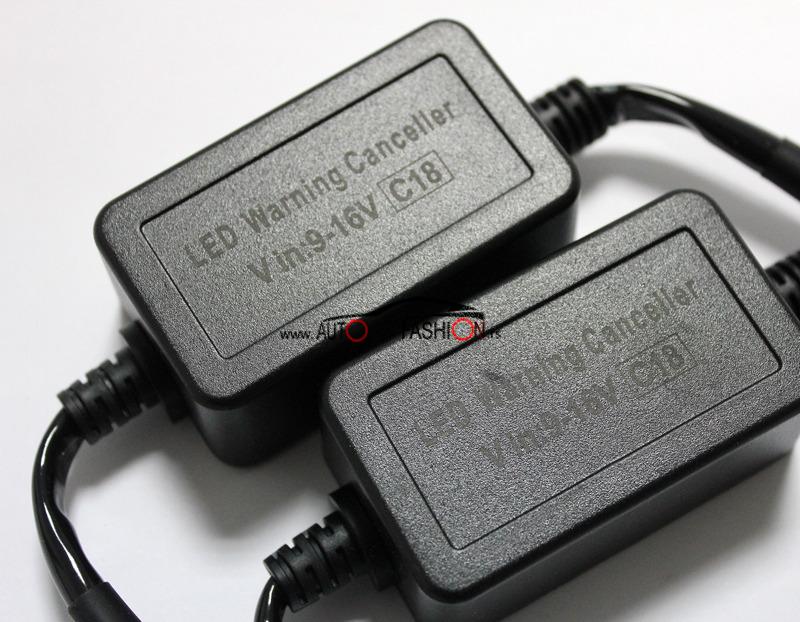 C18 Dekoderi – poništivači greške za LED sijalice