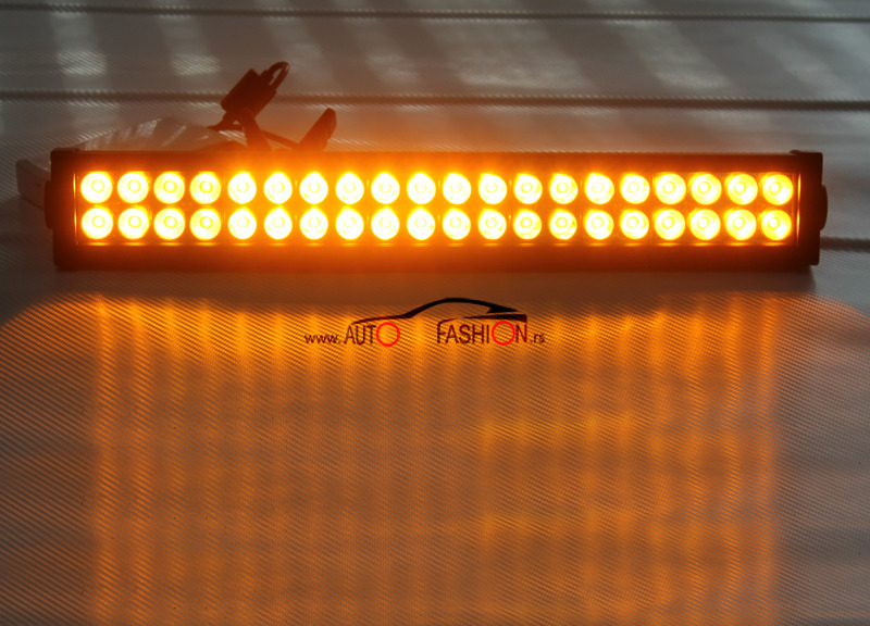 LED BAR 120W dvobojni – sa daljincem – 52cm