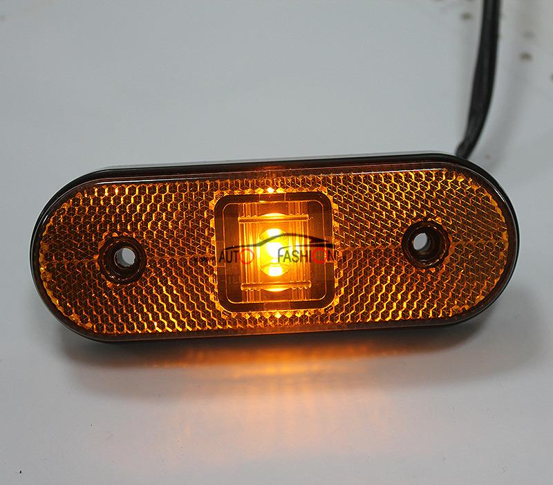 Gabarit LED ACTROS 11.7cm