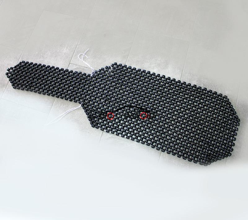 Masažer za auto sedište CRNI