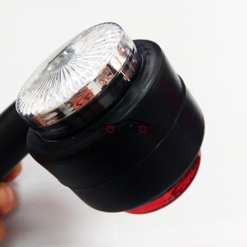 GABARIT LED ROG kratki 13cm 12/24V