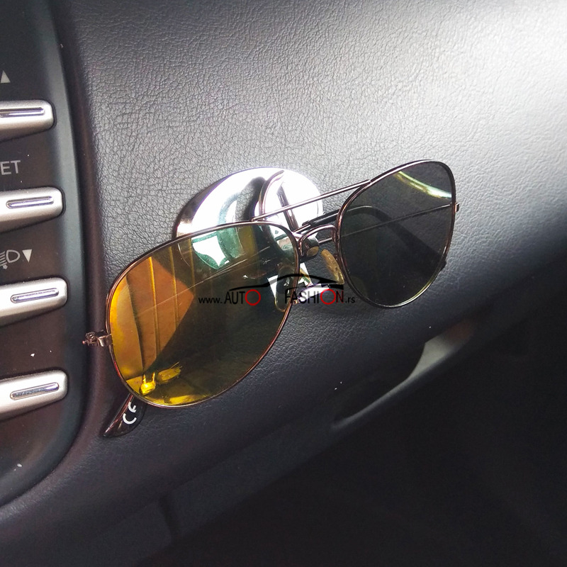 Držač za naočare u kolima – KUKICA – samolepljiv