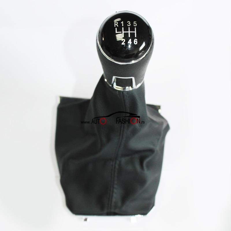 Ručica menjača sa kožicom PASSAT B8 6 BRZINA