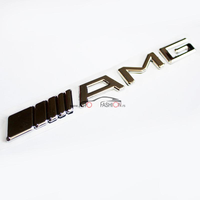 Natpis AMG STARI TIP 19,2cm