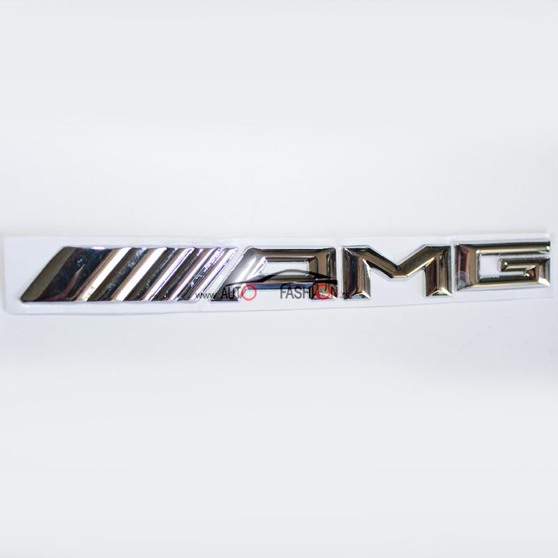 Natpis AMG NOVI TIP 17.5cm