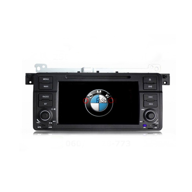 Tipska multimedija ANDROID CANBUS BMW E46 7″