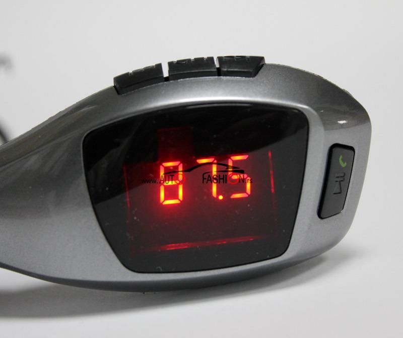 Transmiter FM MP3 X5 Bluetooth