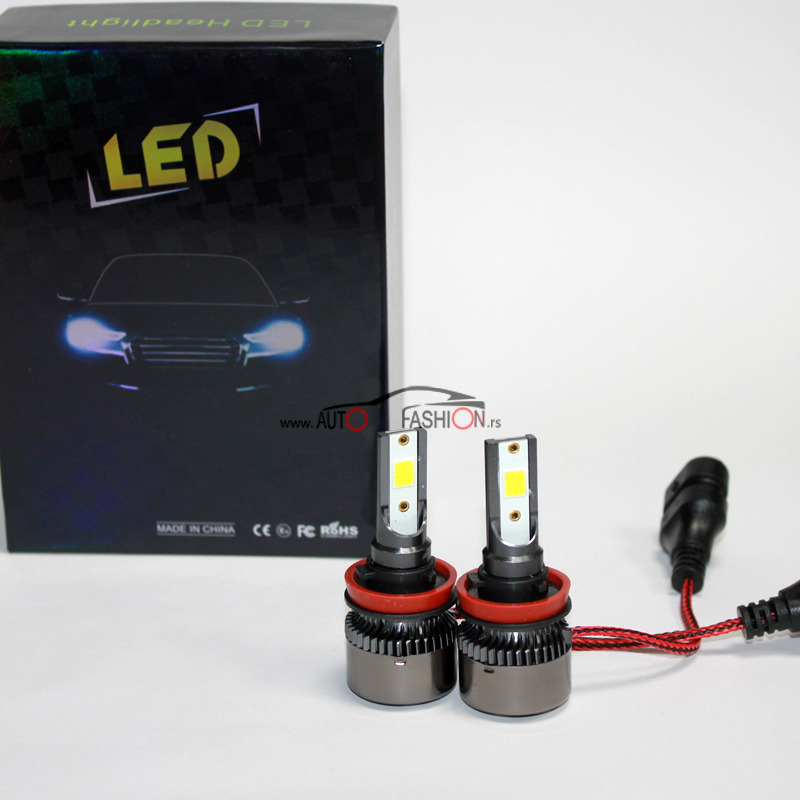LED set C6 GREY EDITION – H11