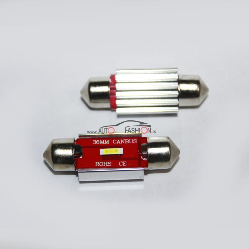 LED sijalica Festoon C10W C5W 36mm CANBUS PHILIPS