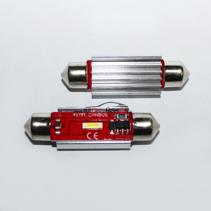 LED sijalica Festoon C10W C5W 41mm CANBUS PHILIPS