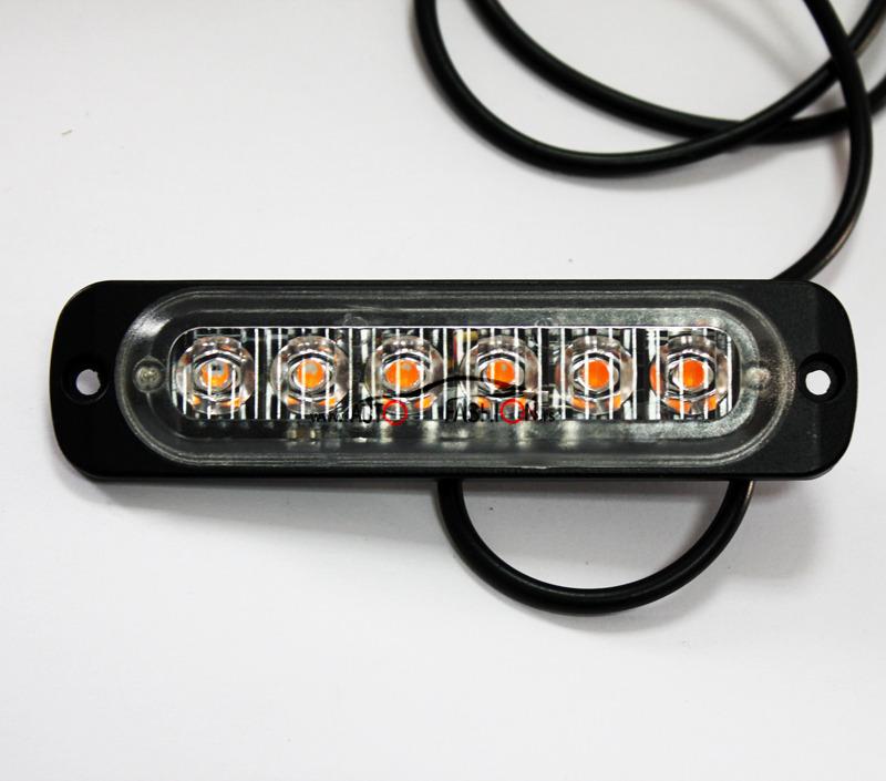 Blinker LED MINI 12-24V UŽI 30W komad