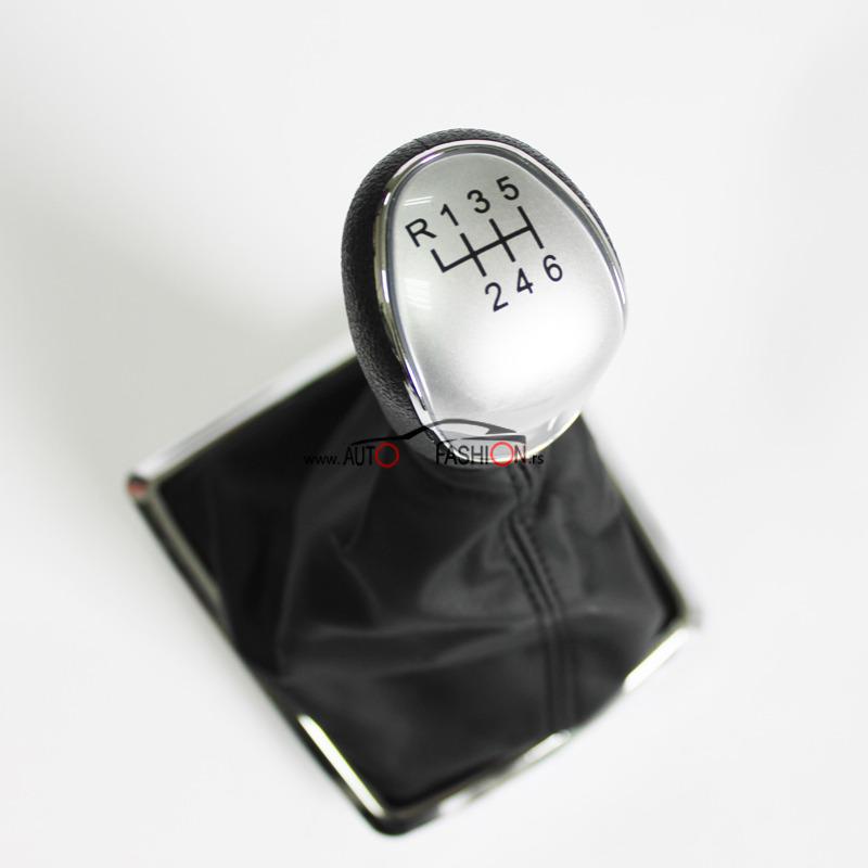 Ručica menjača sa kožicom FORD FOKUS 2005-2008 2010-2012 6 brzina