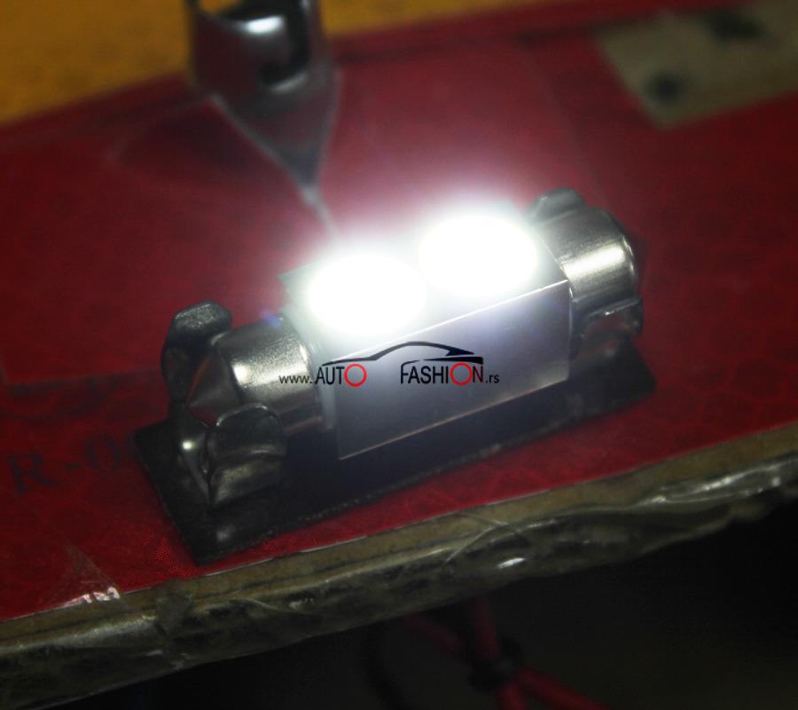 LED sijalica Festoon  C5W 36mm DOUBLE COB