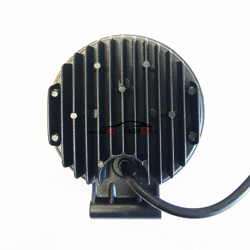 LED FAR Radni 72W 12V-24V okrugli