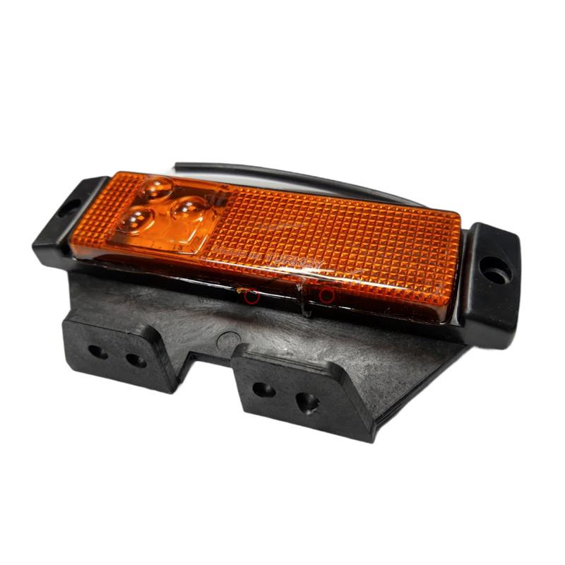 Gabarit LED turski 3 diode sa macjim okom