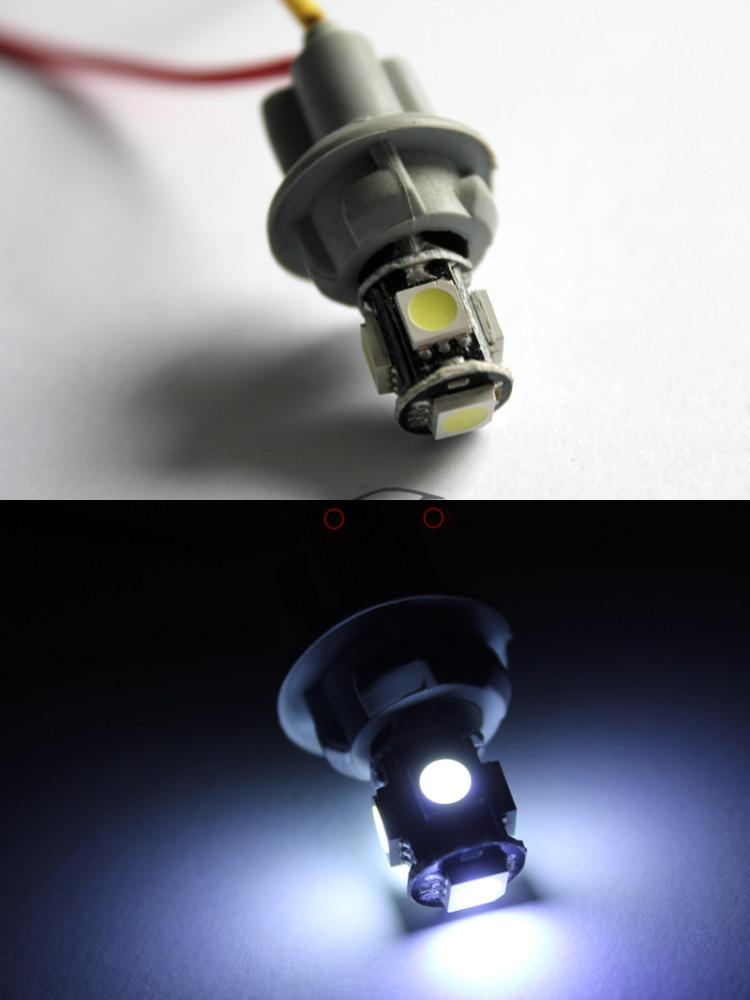 LED sijalica T10 W5W 5 smd CANBUS